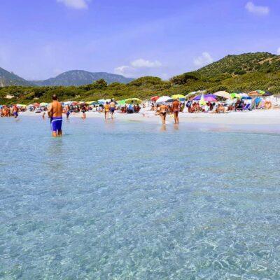 Spiaggia Campulongu - Villasimius - Sardegna