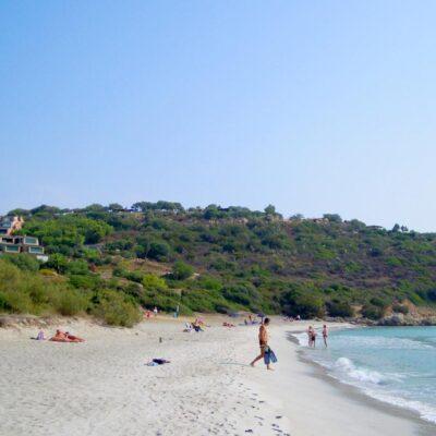 spiaggia Is Traias - Villasimius - Sardegna