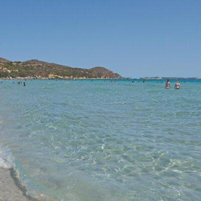 Spiaggia Simius - Villasimius - Sardegna